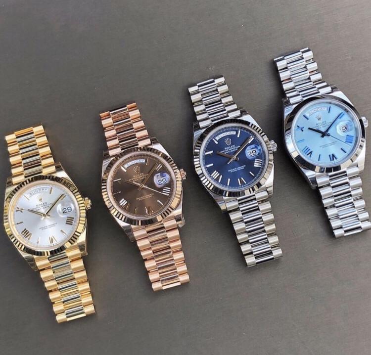 سعر ساعة رولكس Day-Date