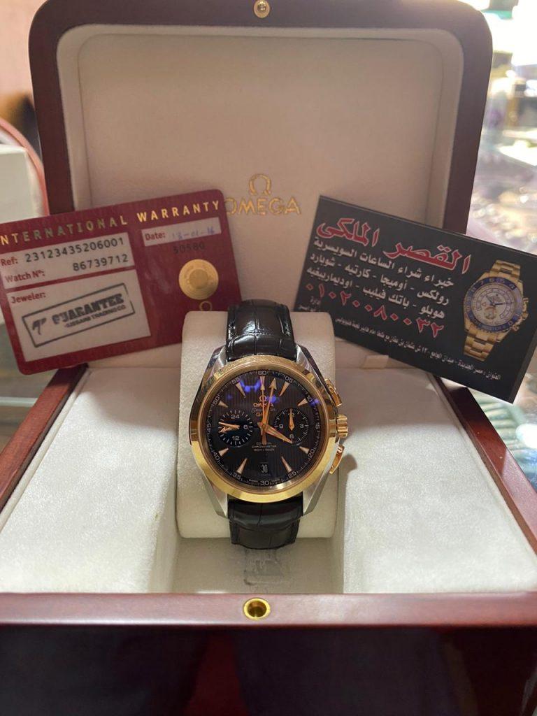 شراء ساعة اوميغا اصلية
