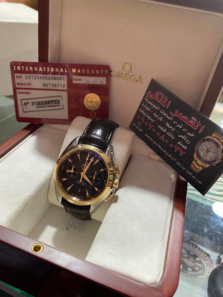 بيع ساعة اوميغا