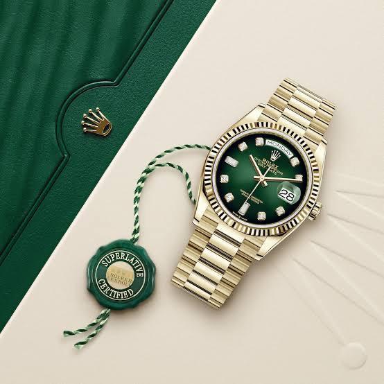 توكيل ساعات رولكس Rolex مستعملة في مصر